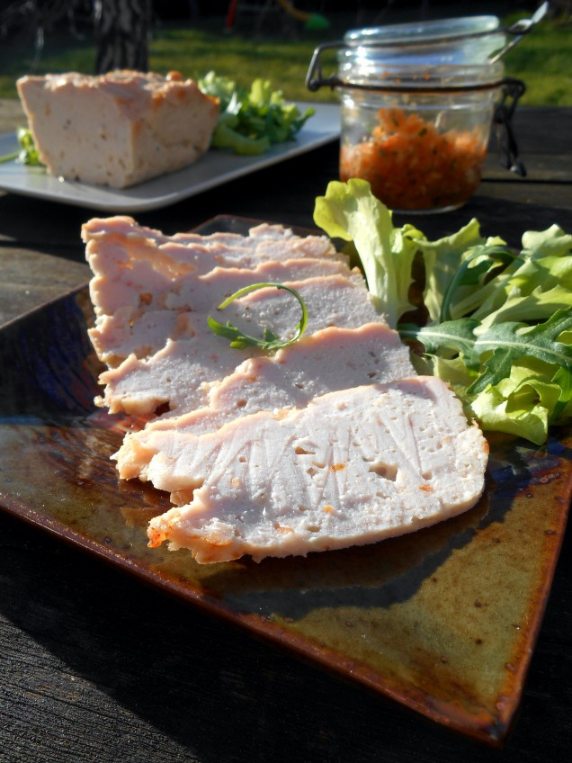 Jambon De Poulet Maison Alimentation Integrative