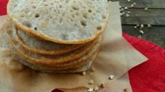 pancake de sarrasin germe