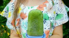 Glace concombre citron menthe - Alimentation Intégrative
