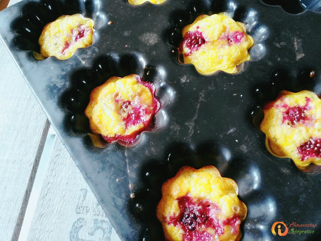 muffins cuisson