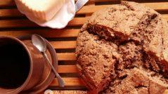 pain irlandais sans gluten aux pépites de chocolat