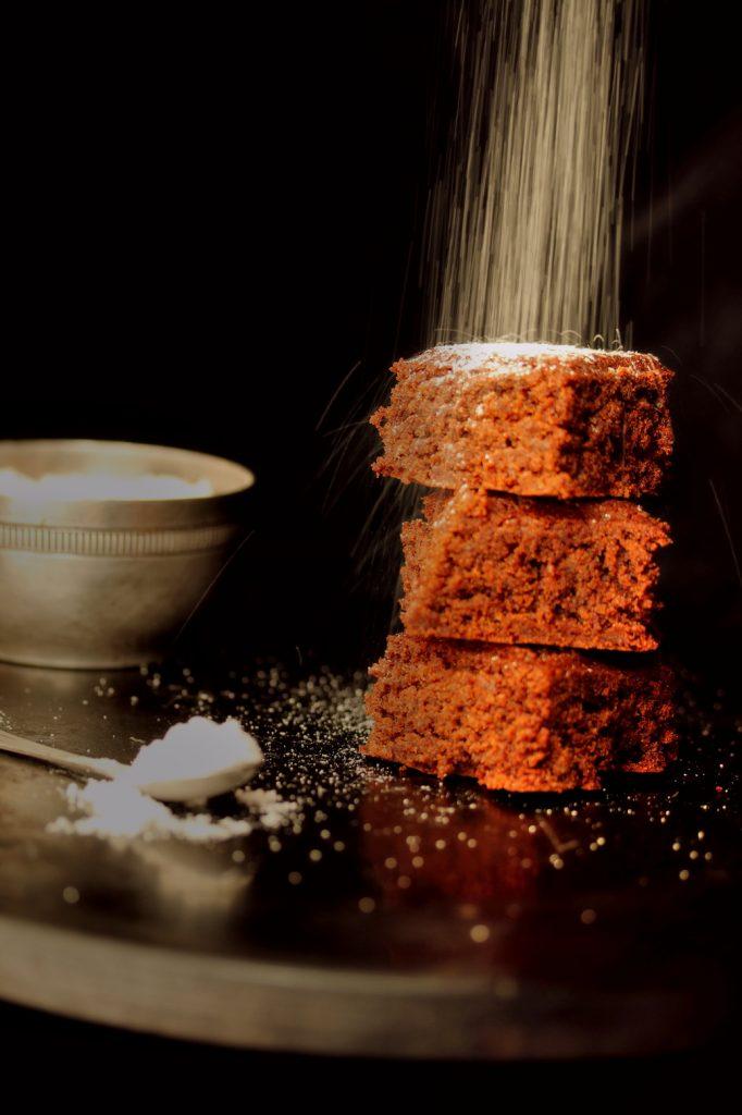 Gâteau chocolate amande sans gluten