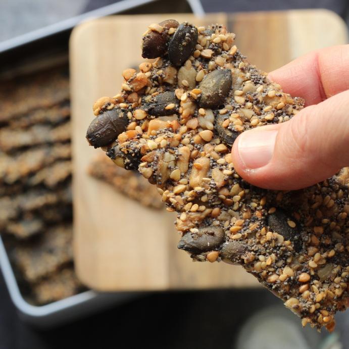 Cracottes suédoises sans gluten