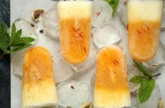 Glace mango lassi sans lactose